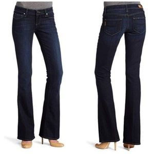 Paige Laurel Canyon bootcut denim